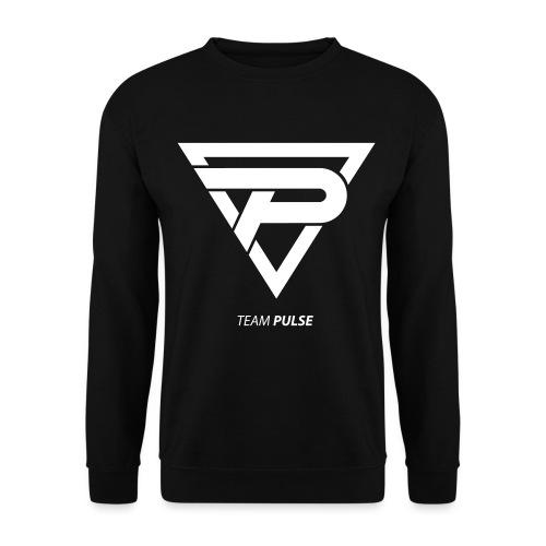 Team Pulse - White - Unisex Sweatshirt