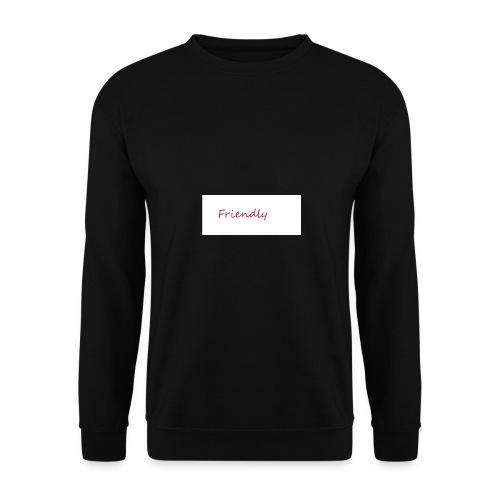 Friendly - Männer Pullover