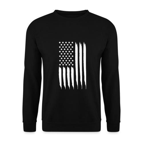 EEUU flag - Sudadera unisex