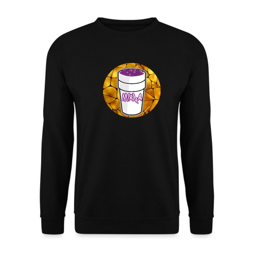 cup lila png - Unisex Pullover