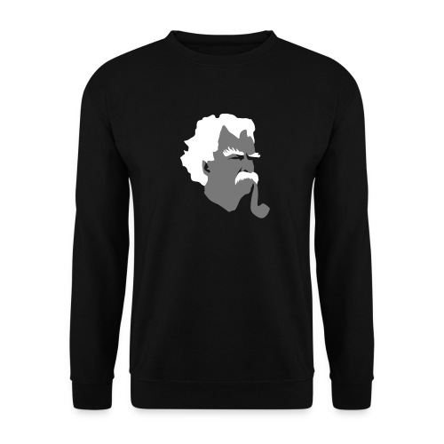 Mark Twain - Men's Sweatshirt