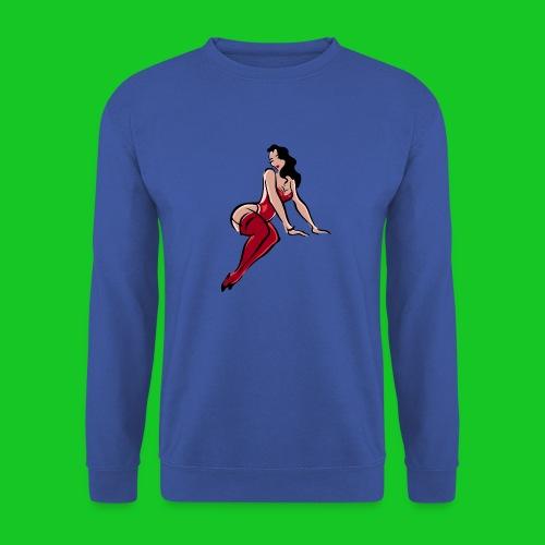 Pin up girl 3 - Mannen sweater