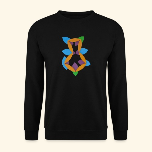 oranjeblanjebleu - Unisex sweater