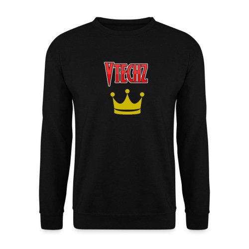 Vtechz King - Unisex Sweatshirt