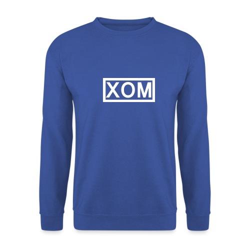 white xom png - Unisex Sweatshirt