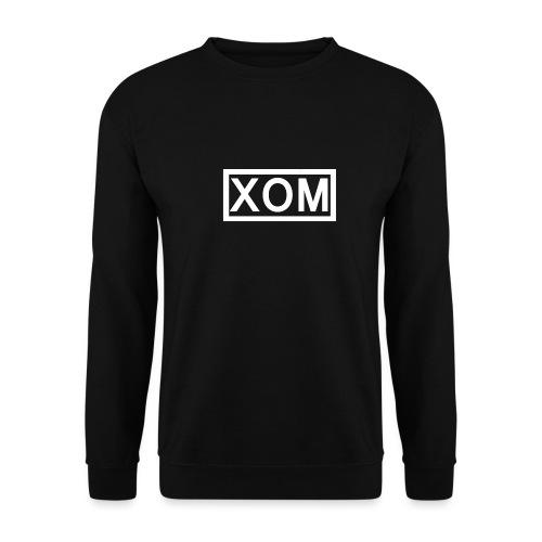 white xom png - Men's Sweatshirt