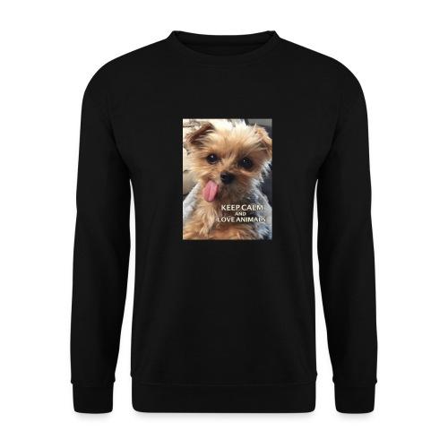 Dog - Männer Pullover