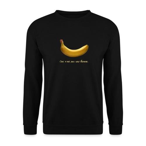 BANAAN 09 - Unisex sweater