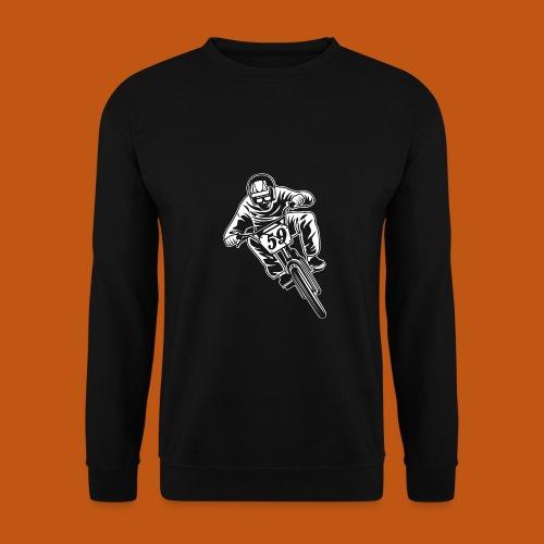 BMX Fahrrad / Bike 02_weiß - Männer Pullover