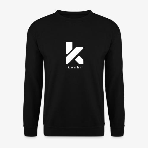 Koshr Official Logo - - Unisex Sweatshirt