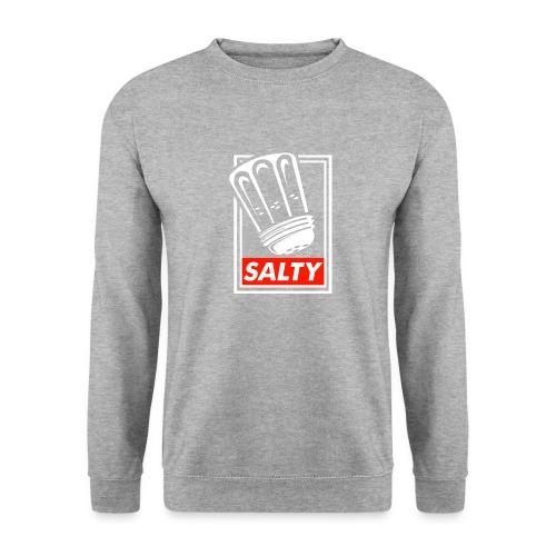 Salty white - Unisex Sweatshirt