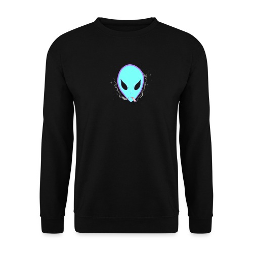 People alienate me. I'm out of this world - Men's Sweatshirt
