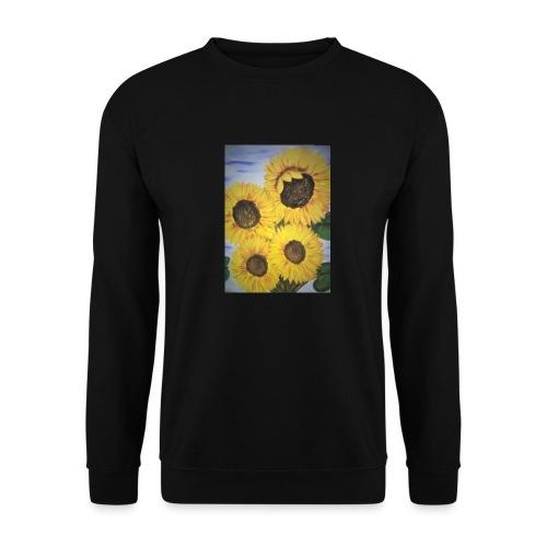SonnenblumeIMG 20180815 090758 - Männer Pullover