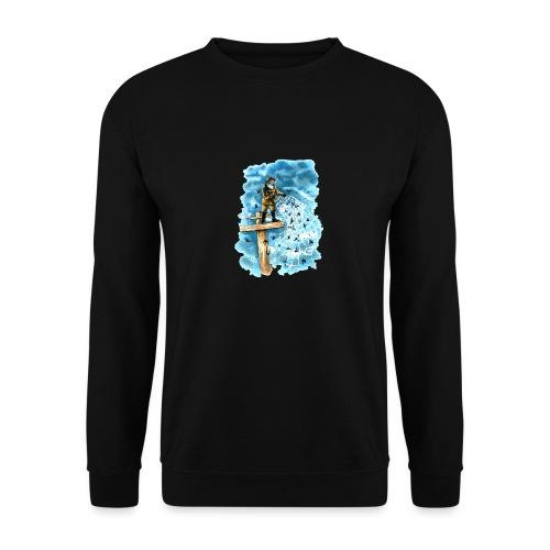 after the storm - Men's Sweatshirt