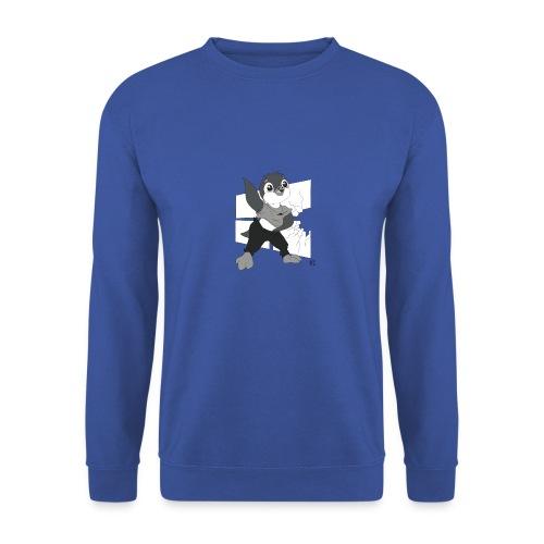Le pingouin de Nice - Sweat-shirt Homme