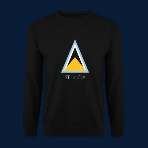 St. Lucia - Unisex Pullover