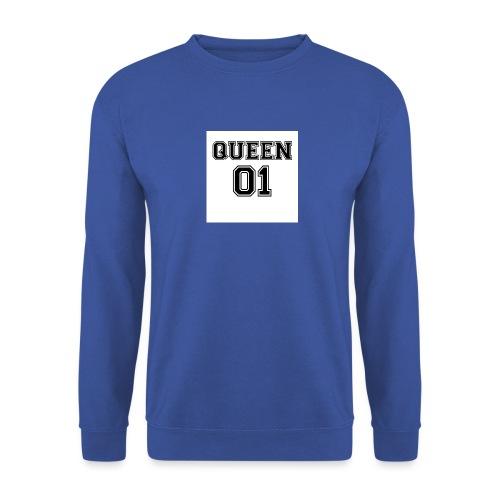 Queen 01 - Sweat-shirt Unisex