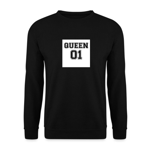 Queen 01 - Sweat-shirt Unisex
