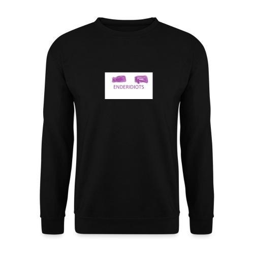 enderproductions enderidiots design - Unisex Sweatshirt