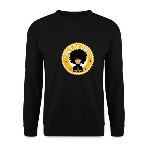 Fils de Dieu jaune - Sweat-shirt Unisexe