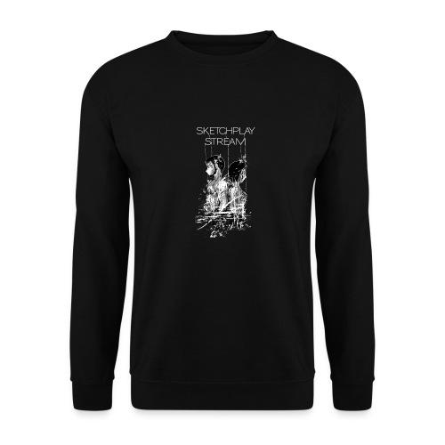 Death Stranding SketchPlay Black - Felpa da uomo
