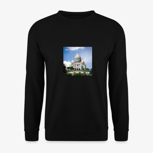 SacreCoeur Anaglyph - Unisex Pullover