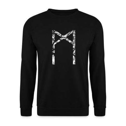 Mannaz Rune - Men's Sweatshirt