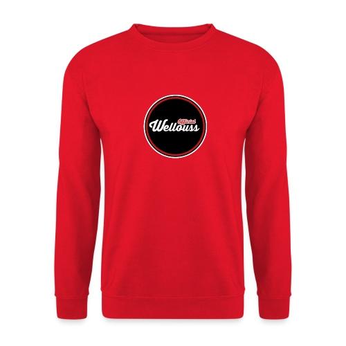 Wellouss Fan T-shirt | Rood - Unisex sweater