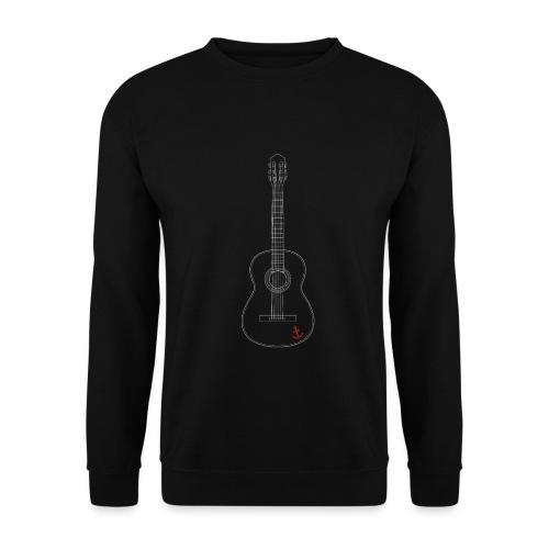 Gitarre - Männer Pullover