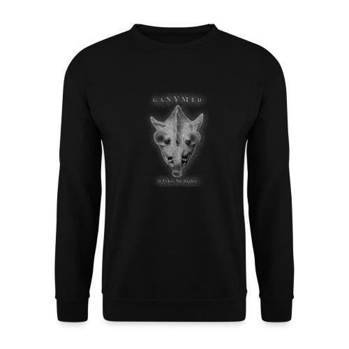 GANYMED silber - Männer Pullover