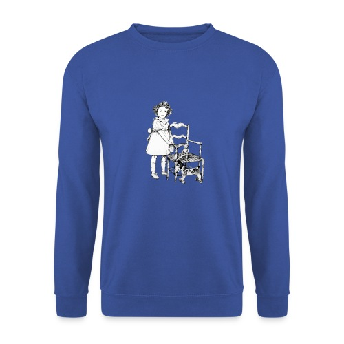 Nelly et sa chaise - Sweat-shirt Unisex
