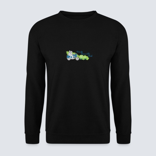 HDC jubileum logo - Unisex sweater