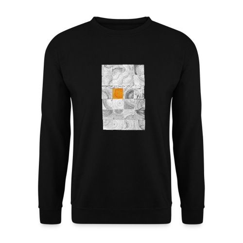 Cubes de Bois - Sweat-shirt Unisex
