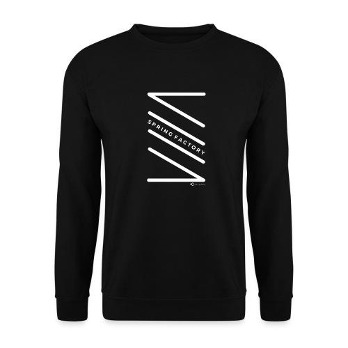 SPRING FACTORY WHITE - Unisex Sweatshirt