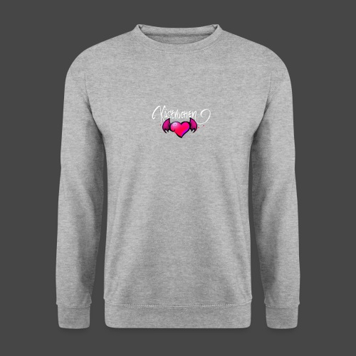 Logo and name - Unisex Sweatshirt