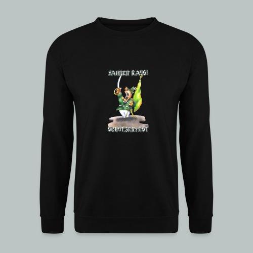 Fahnen raus! Schützenfest - Männer Pullover