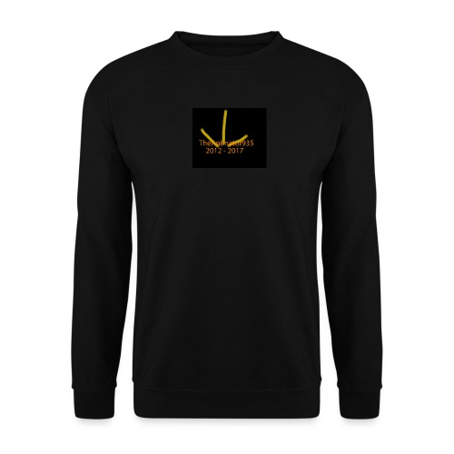 TheAnimator935 Logo - Men's Sweatshirt