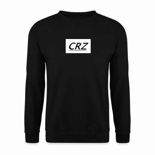 crzshirtlogo - Unisex Sweatshirt