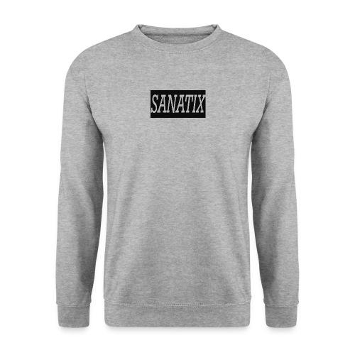 Sanatix logo merch - Unisex Sweatshirt