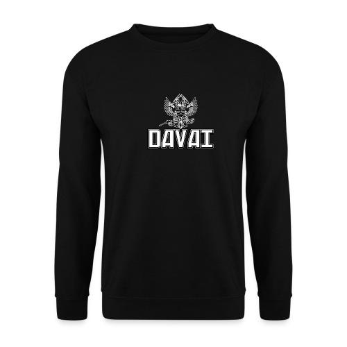 davai - Sweat-shirt Unisexe