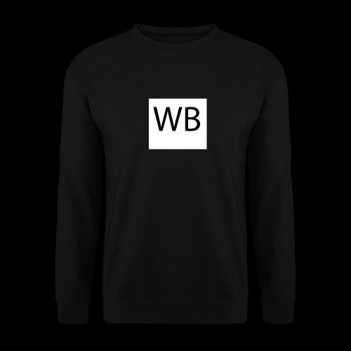 WB Logo - Männer Pullover