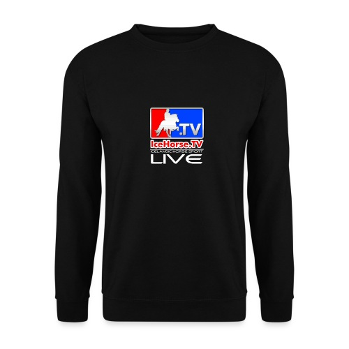 IceHorse logo - Men's Sweatshirt