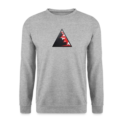 Climb high as a mountains to achieve high - Unisex Sweatshirt
