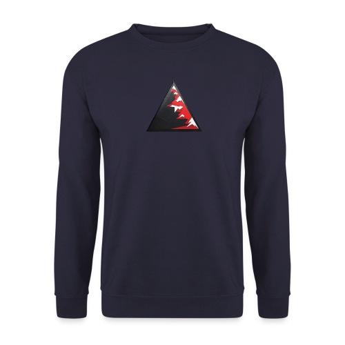 Climb high as a mountains to achieve high - Unisex Sweatshirt
