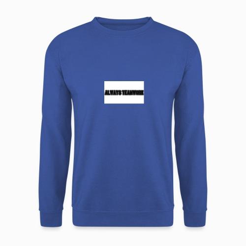 at team - Mannen sweater