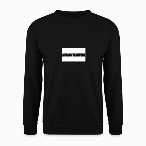 at team - Mannen sweater