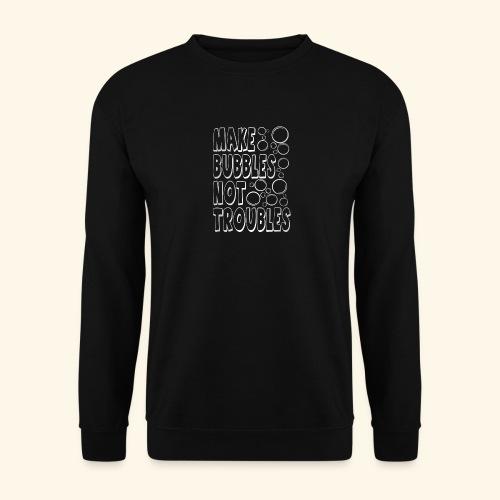Bubbles003 - Unisex sweater