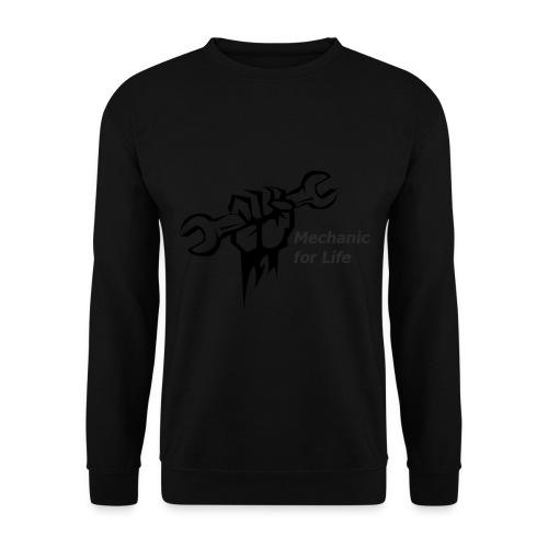 monteur voor het leven - Unisex sweater
