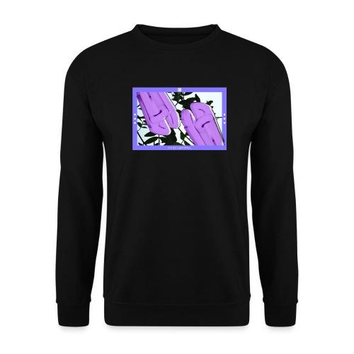 leaves and lightbulb - Unisex Sweatshirt