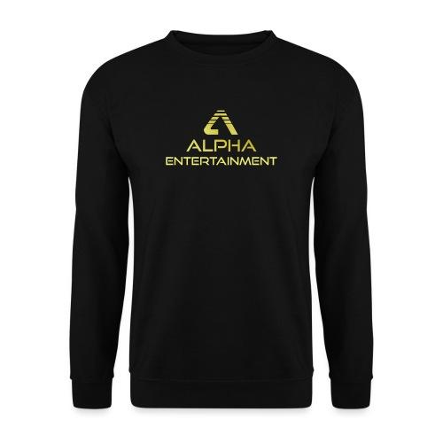 AlphaEntertainment_Logo - Männer Pullover